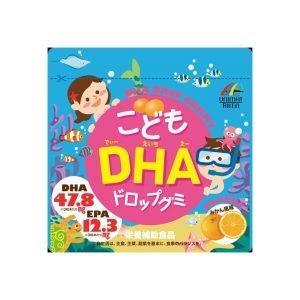 Kẹo DHA Drop Gummy hương cam