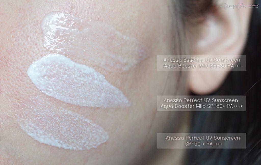 kem chống nắng Shiseido Anessa Mild Milk cho da nhạy cảm