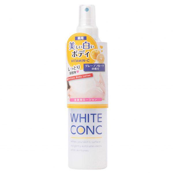 lotion dưỡng trắng da White conc