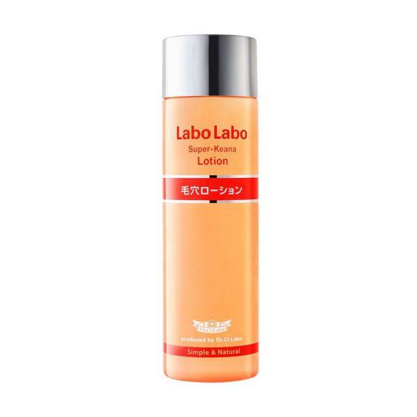 Lotion Labo Labo se khít lỗ chân lông của Nhật.