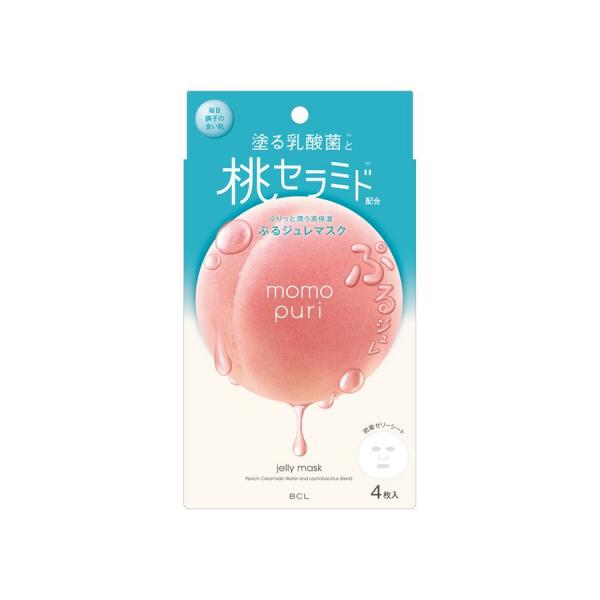 Mặt nạ Momo Puri-Jelly Mask BCL