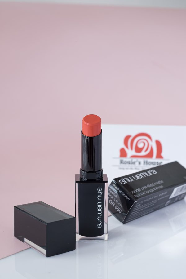 Son Shu Uemura Rouge Unlimited Amplified