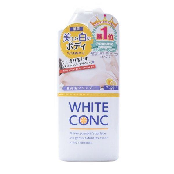 Sữa tắm trắng da toàn thân White Conc