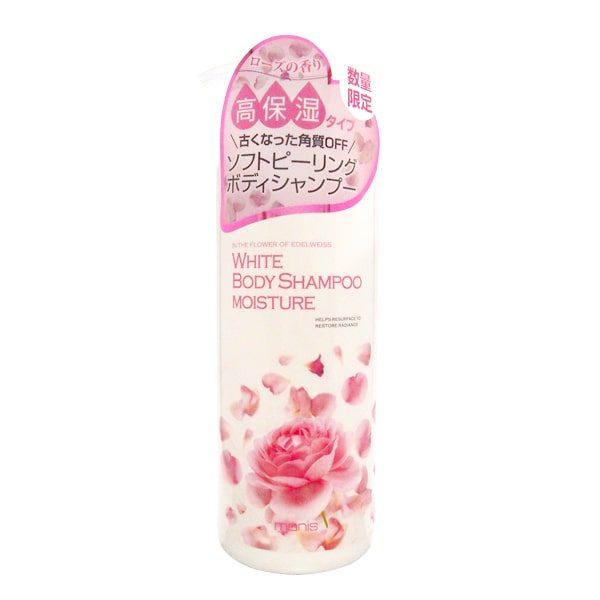 Sữa Tắm White Body Shampoo Manis