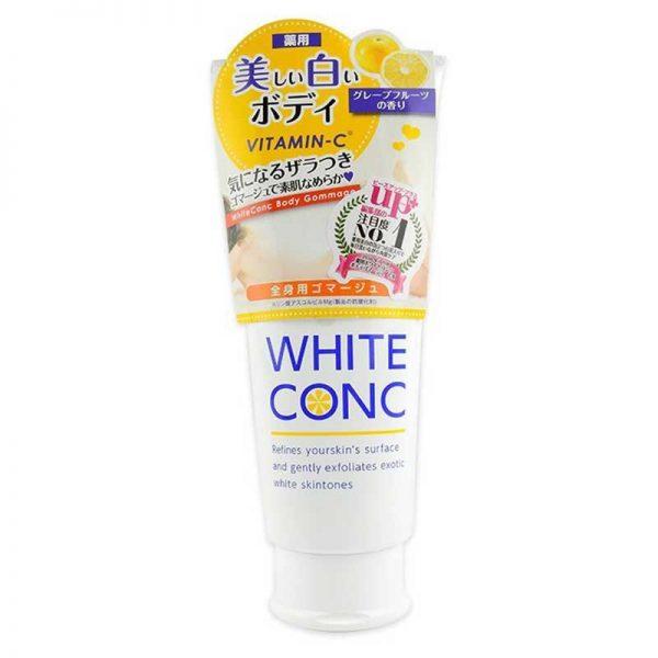 tẩy da chết White Conc