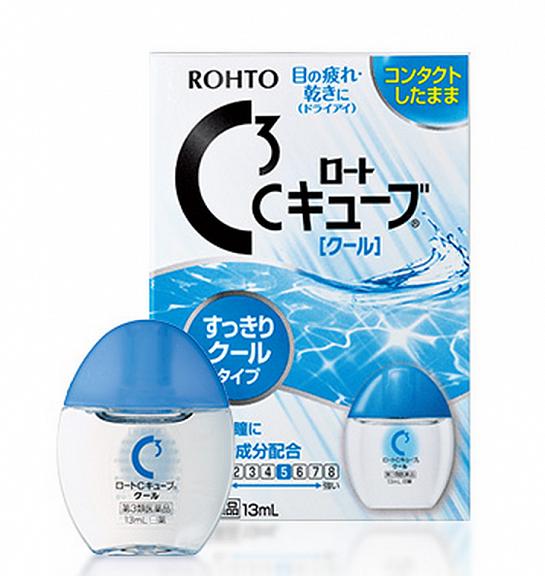 Thuốc Nhỏ Mắt ROHTO C3