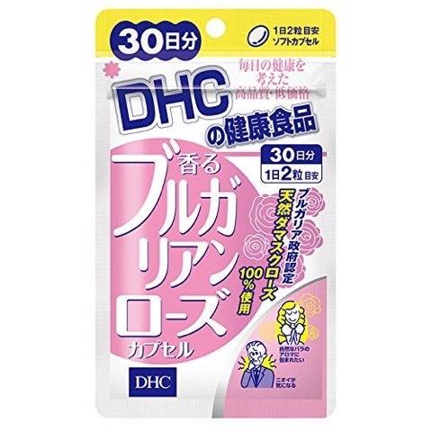 Viên uống hoa hồng DHC