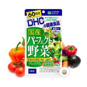 viên DHC tổng hợp 32 loại rau củ
