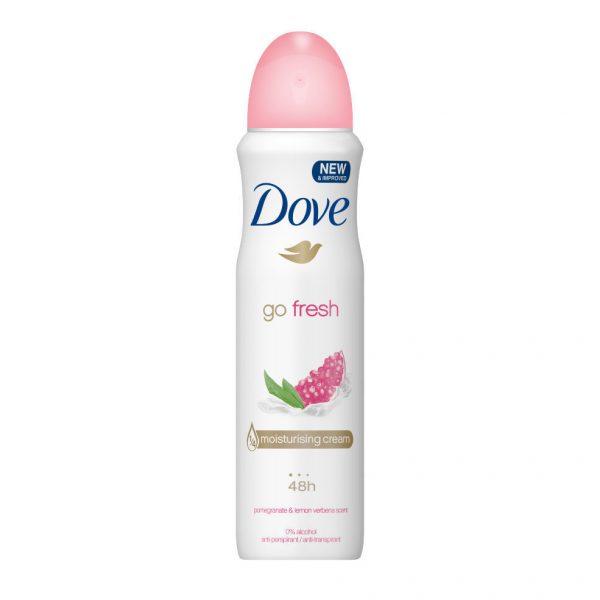 Xịt Khử Mùi Dove 250ml