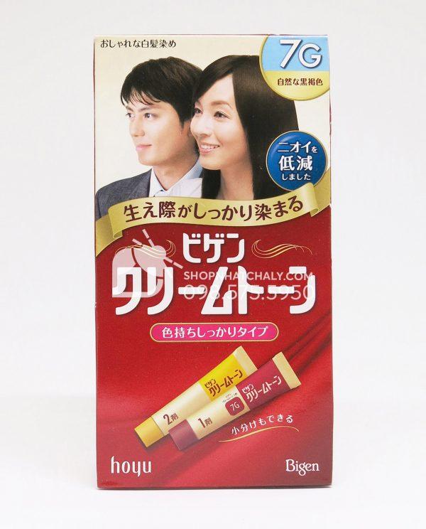 Thuốc Nhuộm Tóc Bigen của Nhật