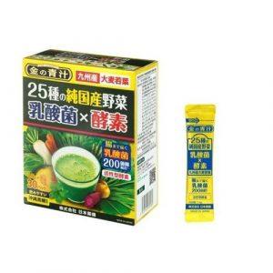 Bột Rau Củ Asahi Nhật Bản
