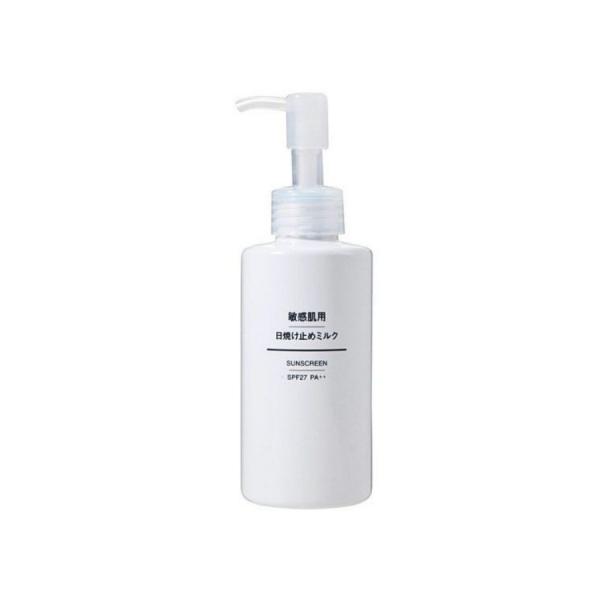 Sữa Chống Nắng Muji Sunscreen SPF27 PA++