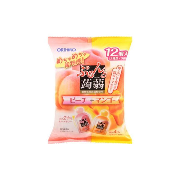 Thạch Trái Cây Orihiro Nhật Bản