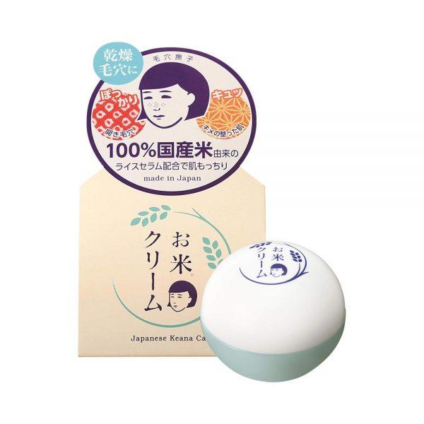 Kem Dưỡng Japanese Keana Care Nadeshiko Rice Cream