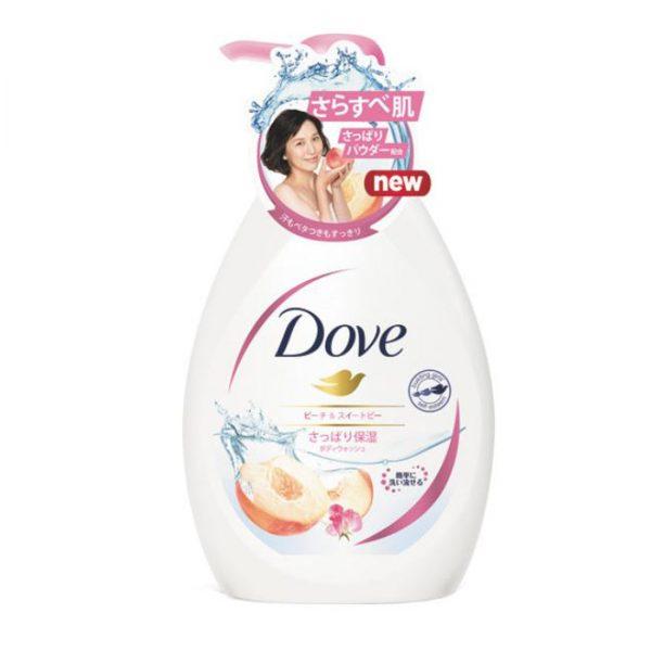 Sữa Tắm Dove Nhật Bản 480ml
