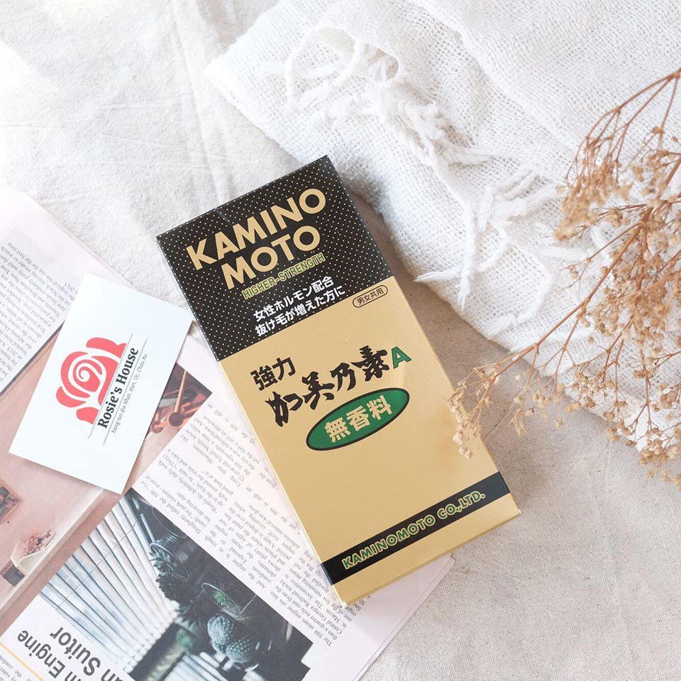 Serum kích thích mọc tóc KAMINOMOTO HIGHER STRENGHT